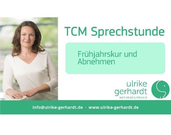 TCM Sprechstunde – Frühjahrskur und Abnehmen
