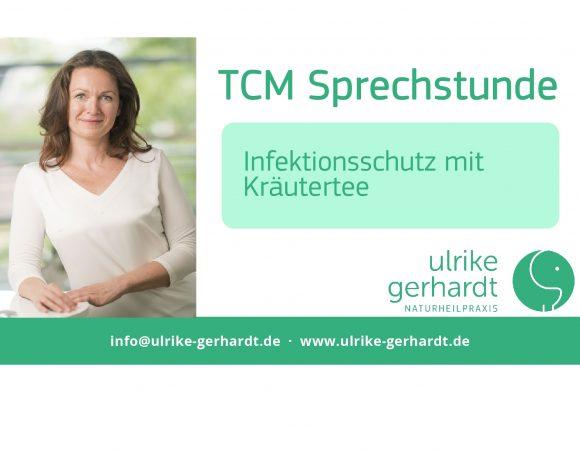 TCM Sprechstunde – Infektionsschutz mit Kräutertee